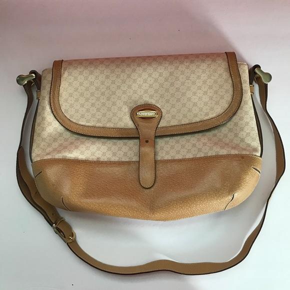 be0c45ccdee Gucci (Paolo Gucci) Handbags - Paolo Gucci handbag